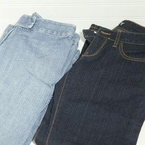 Loft Women's Jeans- 2 Pairs
